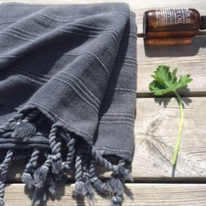 Hamam handduk Dusty i solen