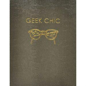 Geek chic anteckningsbok