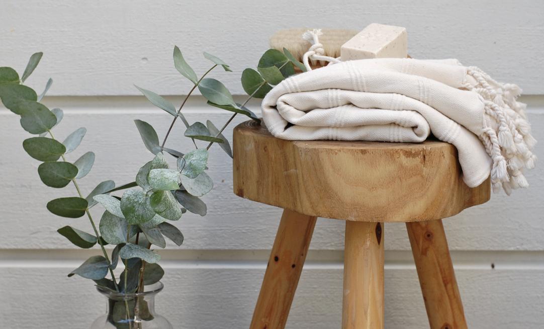Dusty handduk
