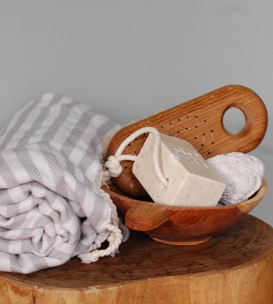 Tvål o handduk zoom