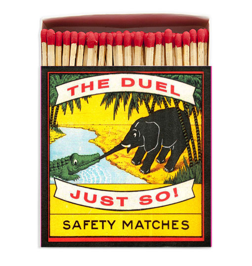 The duel safetymatches