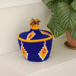 Stor Marockansk korg