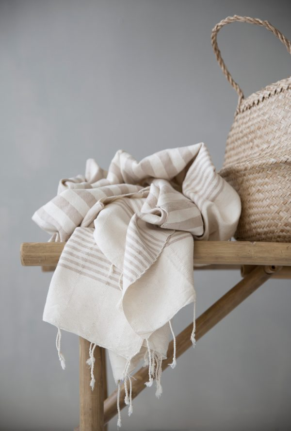 Handduk mykonos