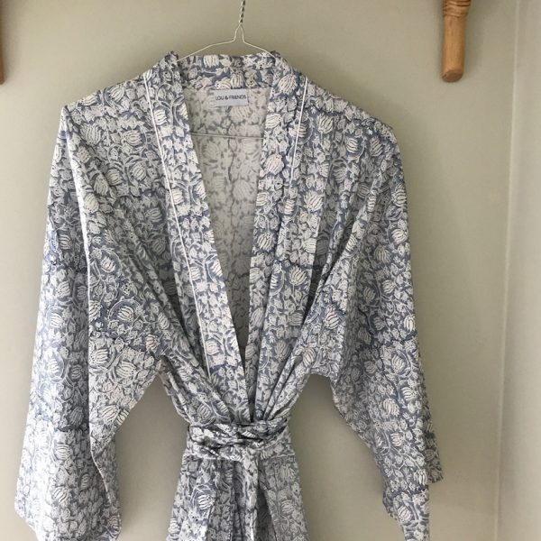 Bluegrey Kimono