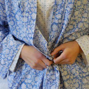 Lightblue pyjamas