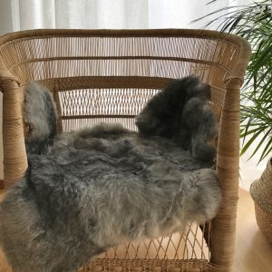fårskinn i stol