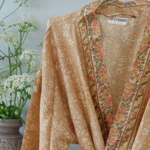 kimono siden