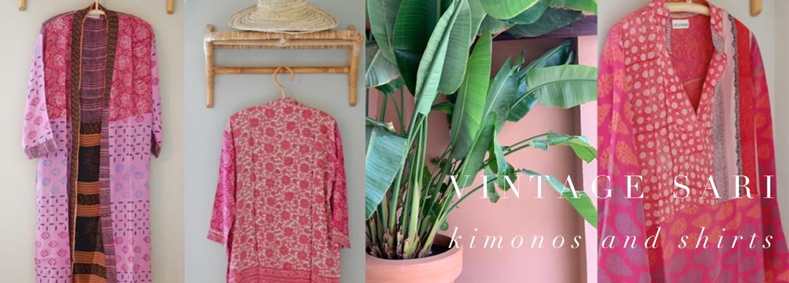kimonos siden